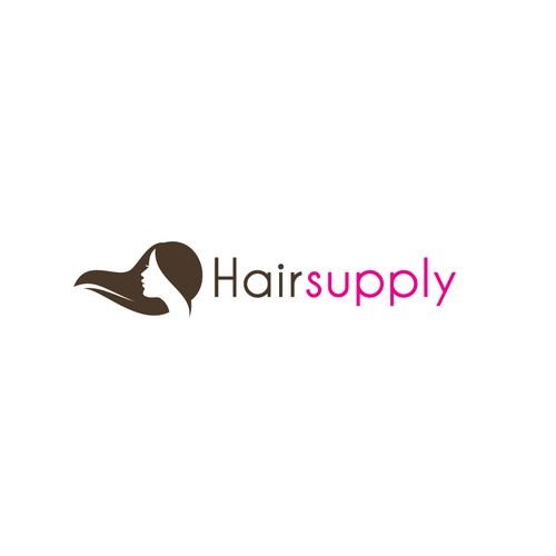 Logo Concept for Hair supply