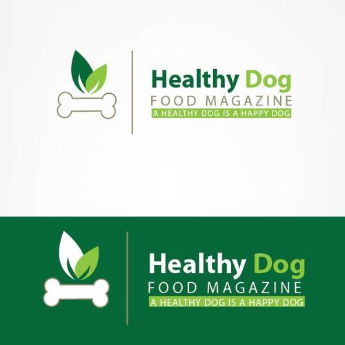 Help Healthy Dog Food Magazine with a new logo