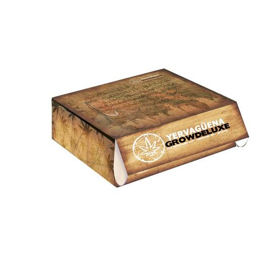 Cannabis box design