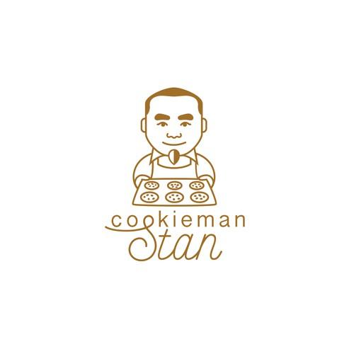 Logo for Cookieman Stan