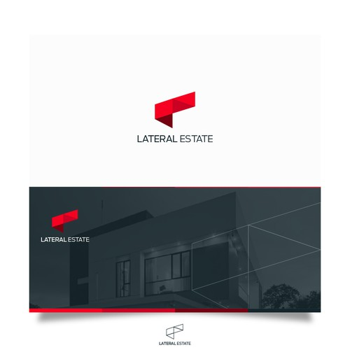 logo for Lateral Estate