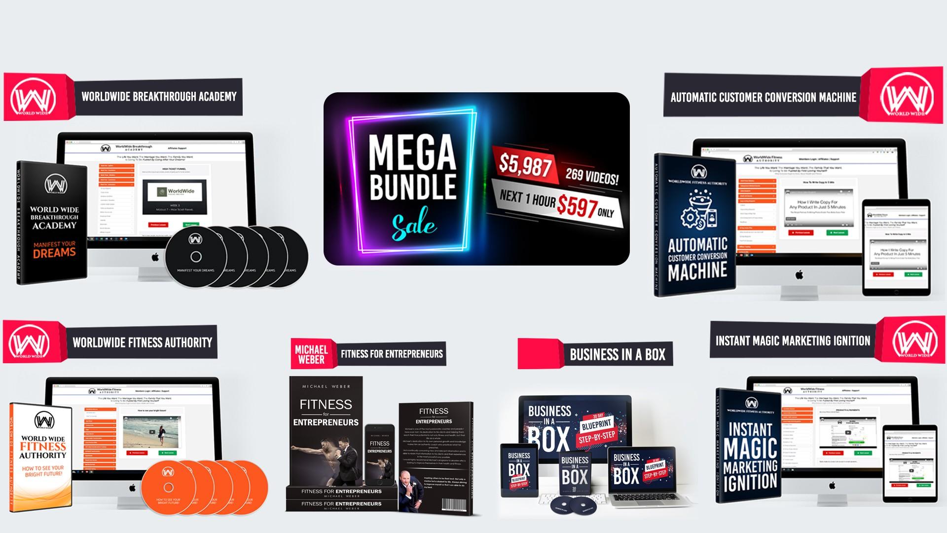 Mega Bundle project