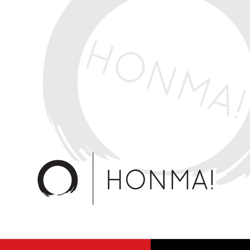 Create a Simple Logo for a Japanese Company in ZEN style