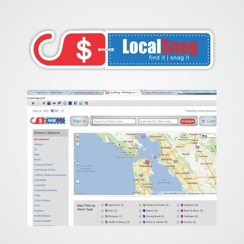 Create the next logo for LocalSnag