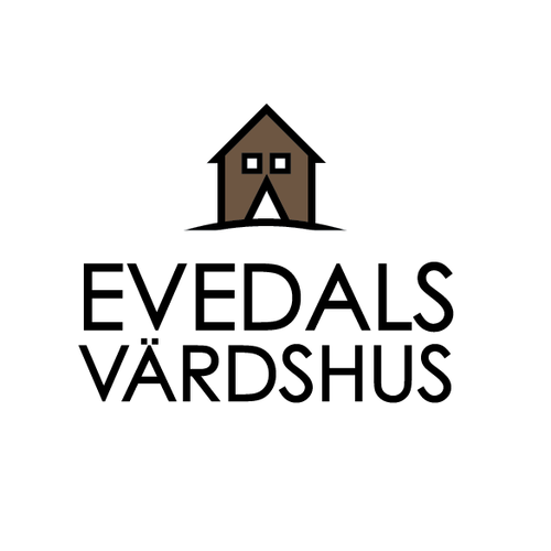 Logo for a Swedish restaurant