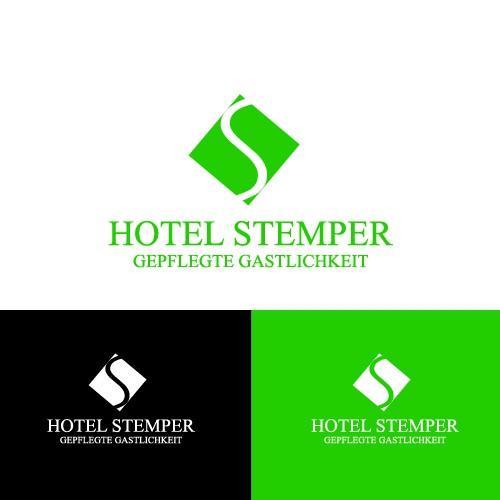 Entwerft ein schlüssiges Logo für unser Hotel!