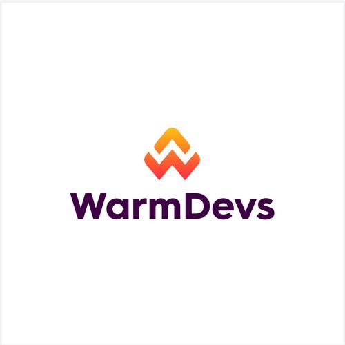WarmDevs Logo