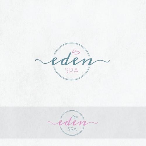 Create a beautiful sophisticated logo for skin care company Eden Spa!