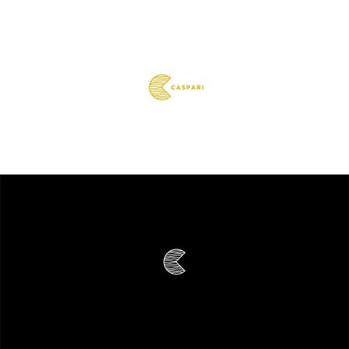 Caspari Logo Design