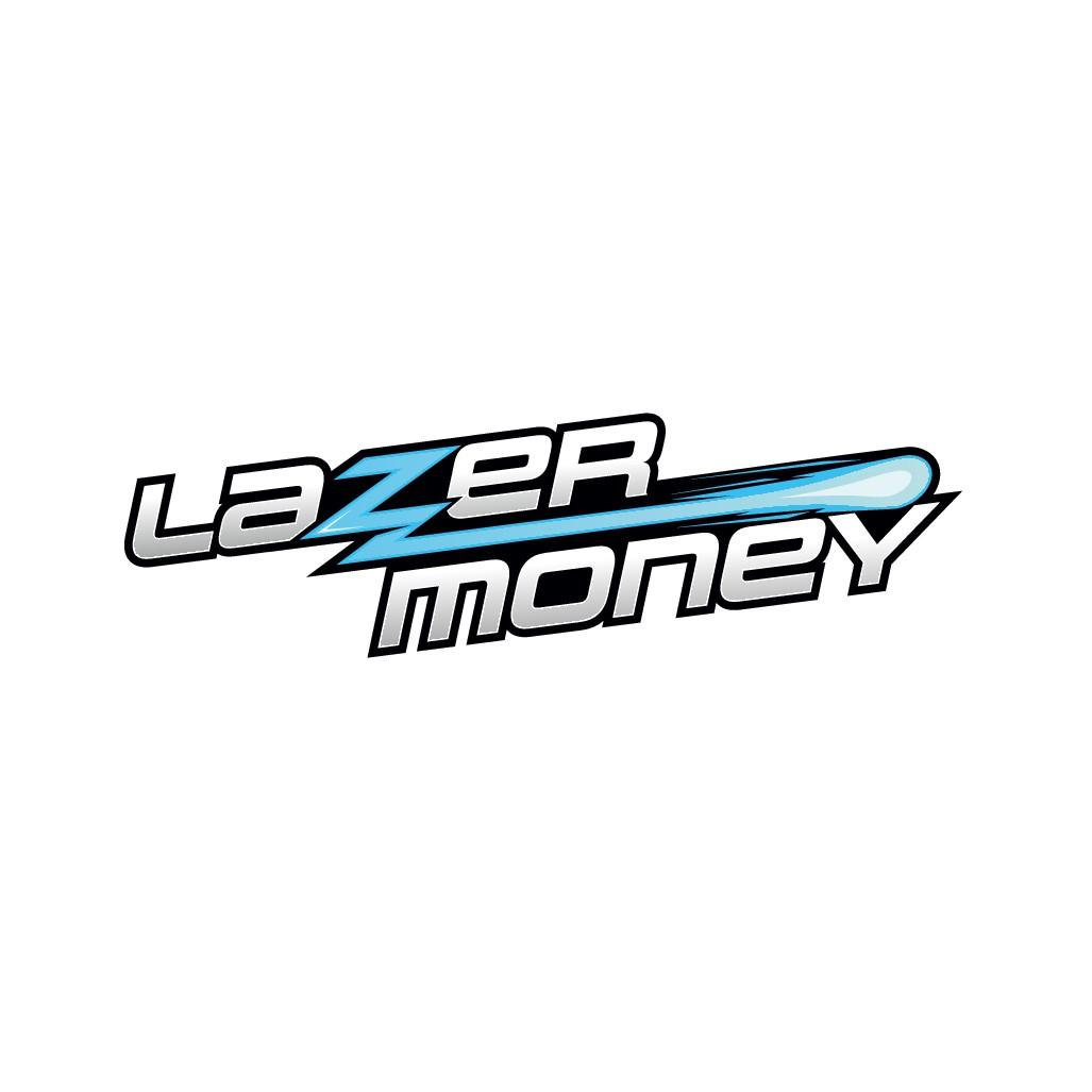 playful and slightly irreverent consumer logo for australian payday lender