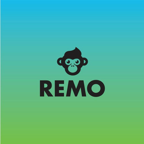 Logo for Remo, an AI startup