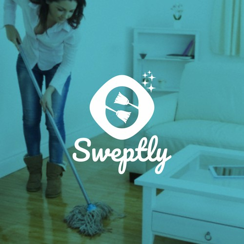 Logo concept for Sweptly