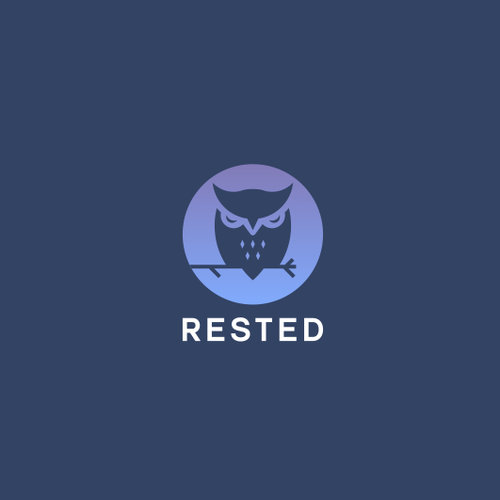 rested