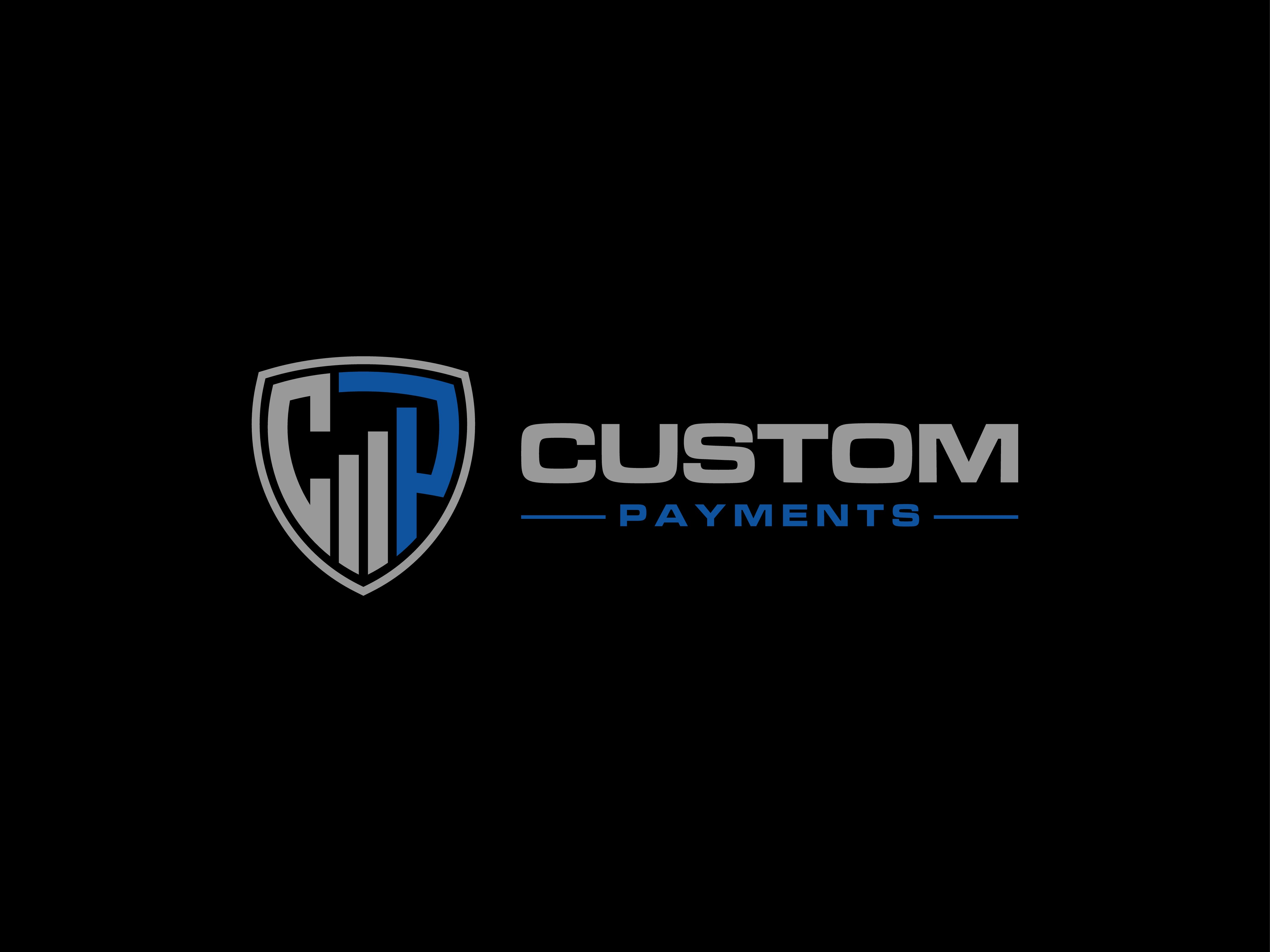 Creativity to show customization & secure logo for new internet shop!