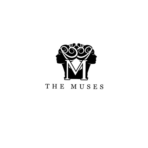 Logo design for The Muses