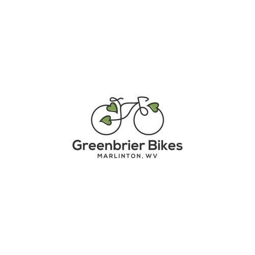 Bike shop logo to drive T Shirt Sales