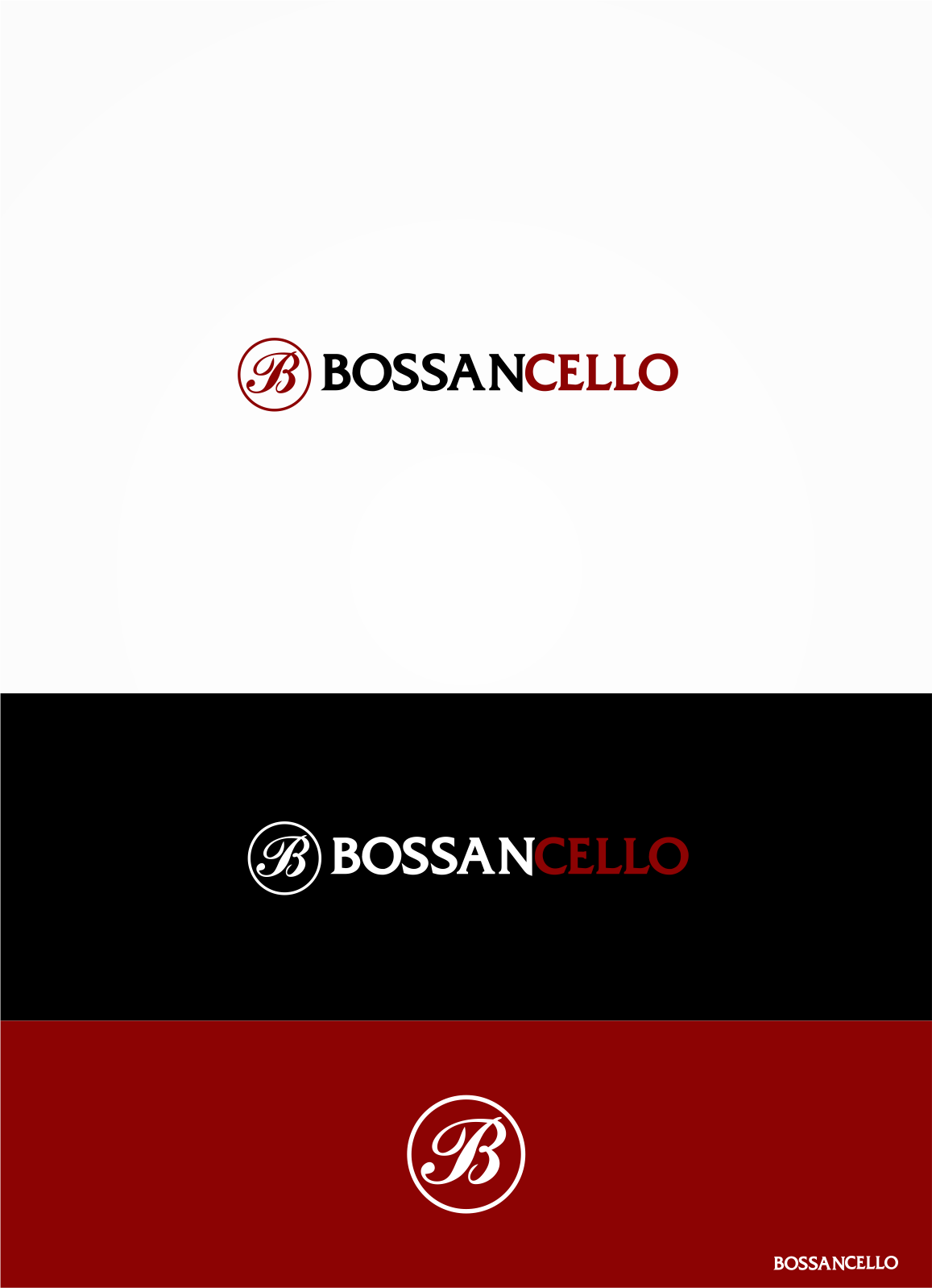 Create a logo for a duo cello/classical guitar, performing bossanova and pop songs live