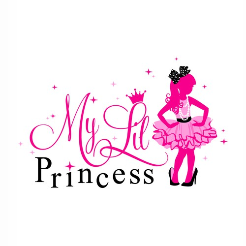 New logo wanted for My Lil Princess