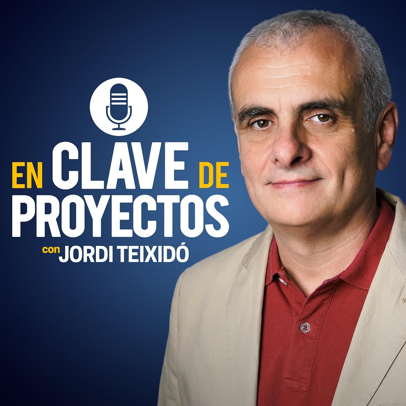 """Logo del Podcast para """"En clave de proyectos"""""""