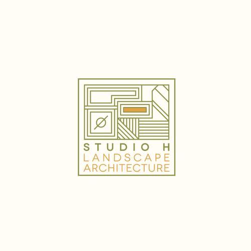 Logo for Studio H Landscape Architecture