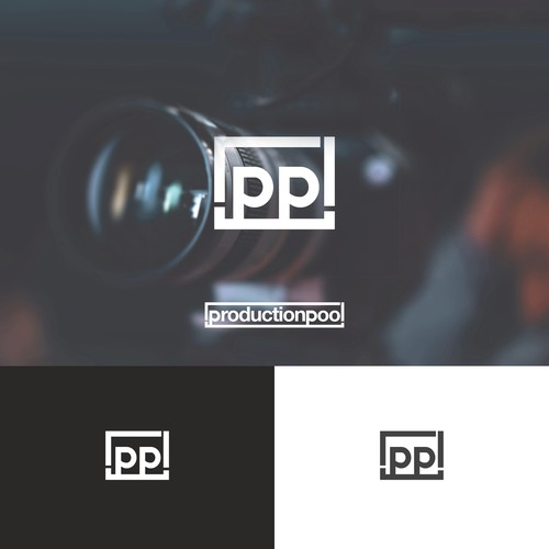 Logo Concept for a Production Company