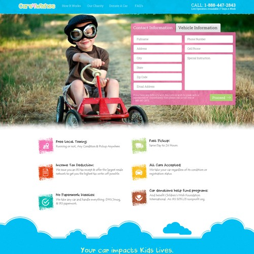 Website design for kids