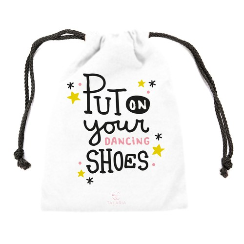 Ballerina shoebag