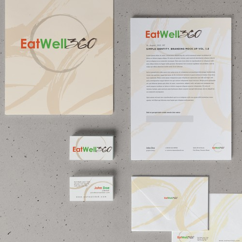 Design a logo & business cards for a new health and wellness nonprofit!