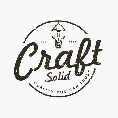 craft solid logo