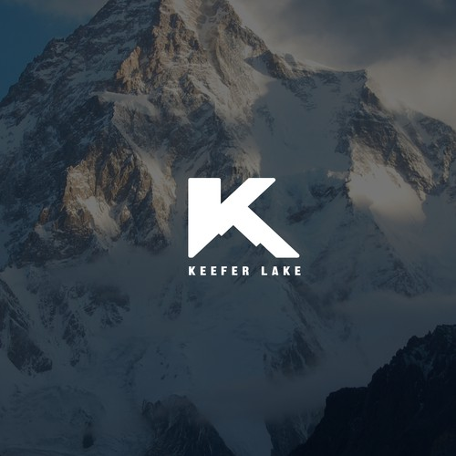 Keefer Lake - ski company logo