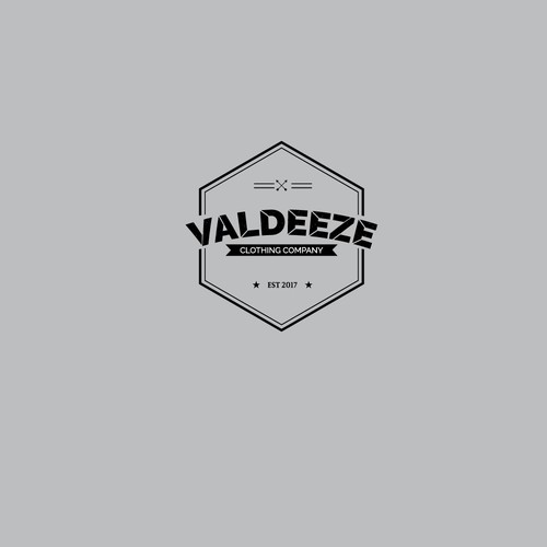 Hip Hop Logo Design For Clothing Company.