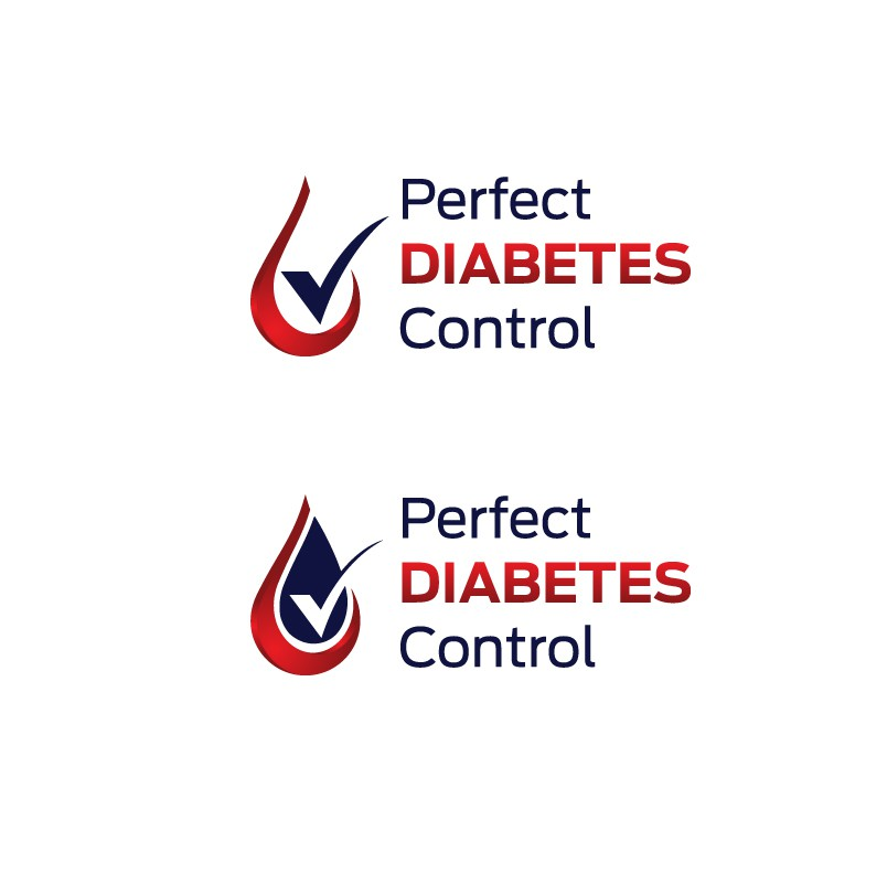 DESIGN UP TO YOU!!! Logo for Perfect Diabetes Control
