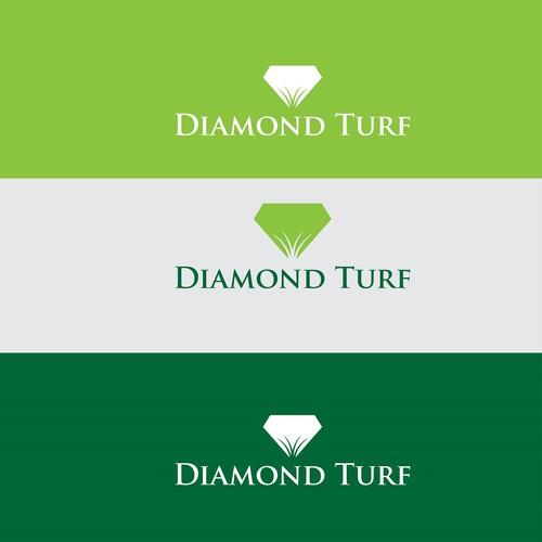 Logo Design For Turf Company