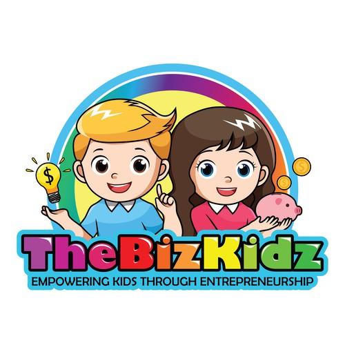 Logo design for TheBizKidz