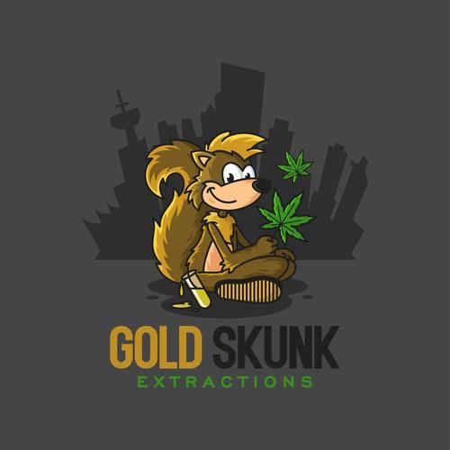 Gold Skunk