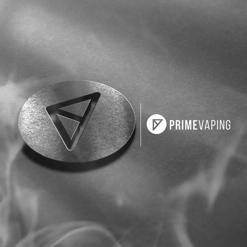 Prime Vaping logo