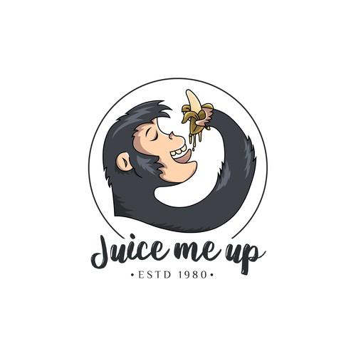 Juice me up Logo