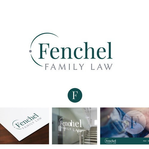 Logo for Law Firm specialising in Family Law
