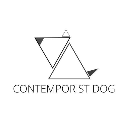 Dog products company keen on clean an minimalistic design