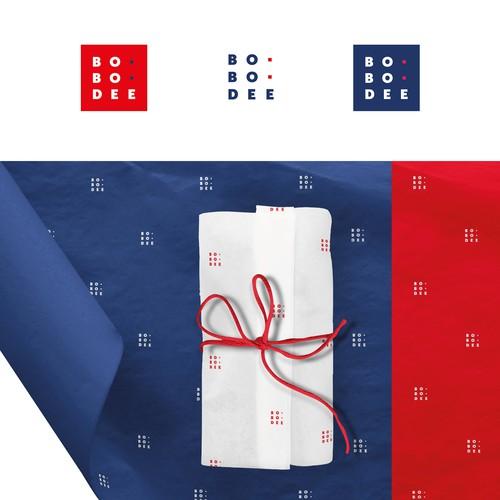 Logo für ein Mode Online Shop