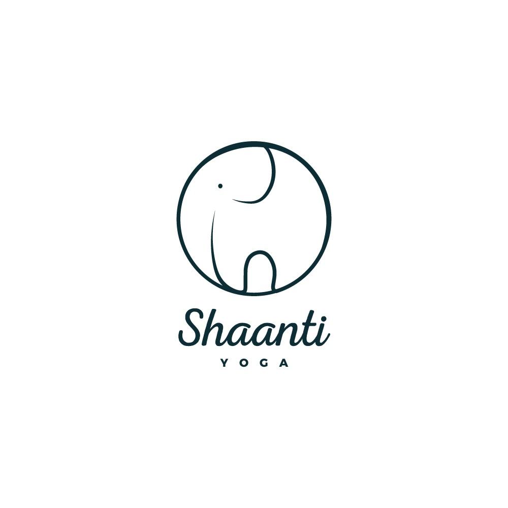 Shaanti Yoga - rebranding