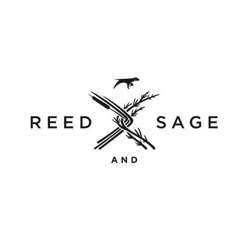 Classy and strong logo for Reed & Sage