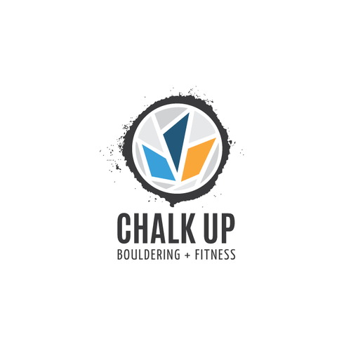Create a fresh logo for a new bouldering gym!