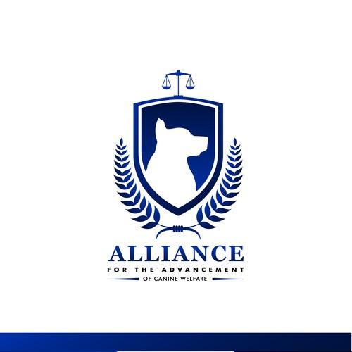 Mature Logo for K-9 welfare