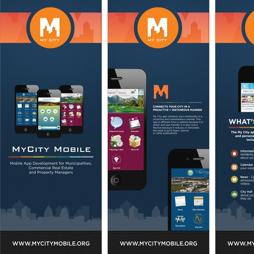 4 Xbanner for MyCityMobile App