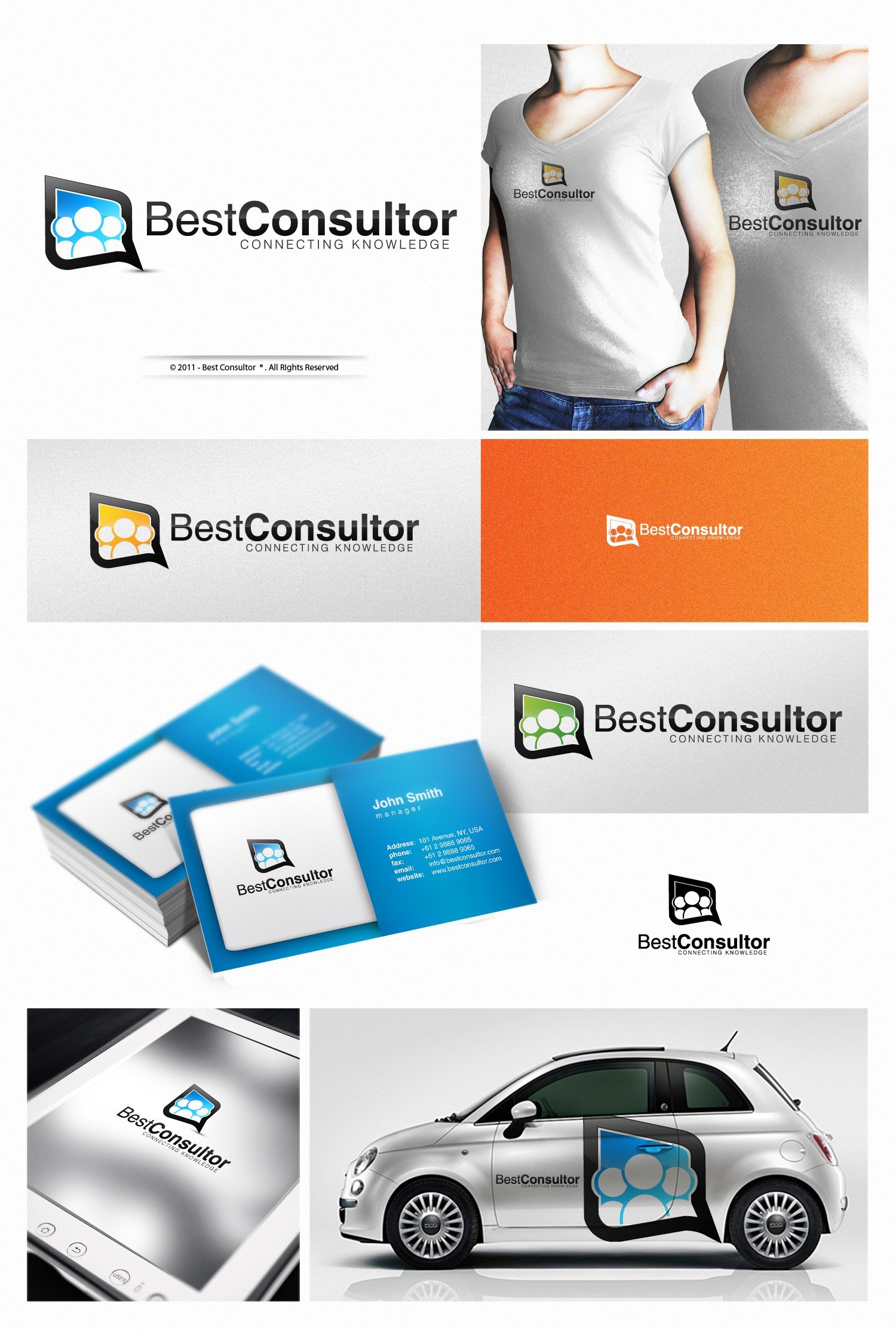 Best Consultor needs a new logo