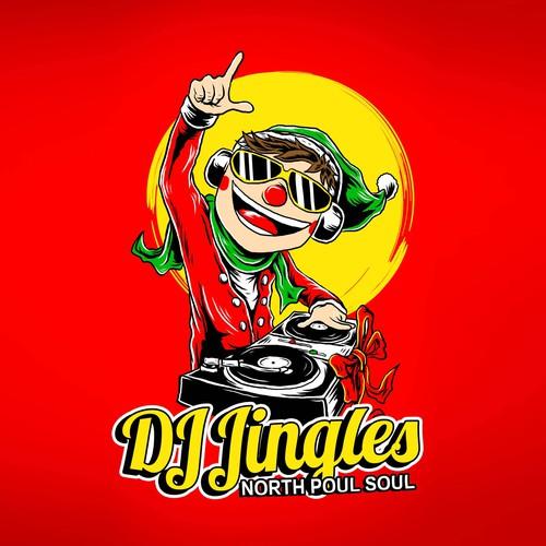 Mascot for DJ JINGLES