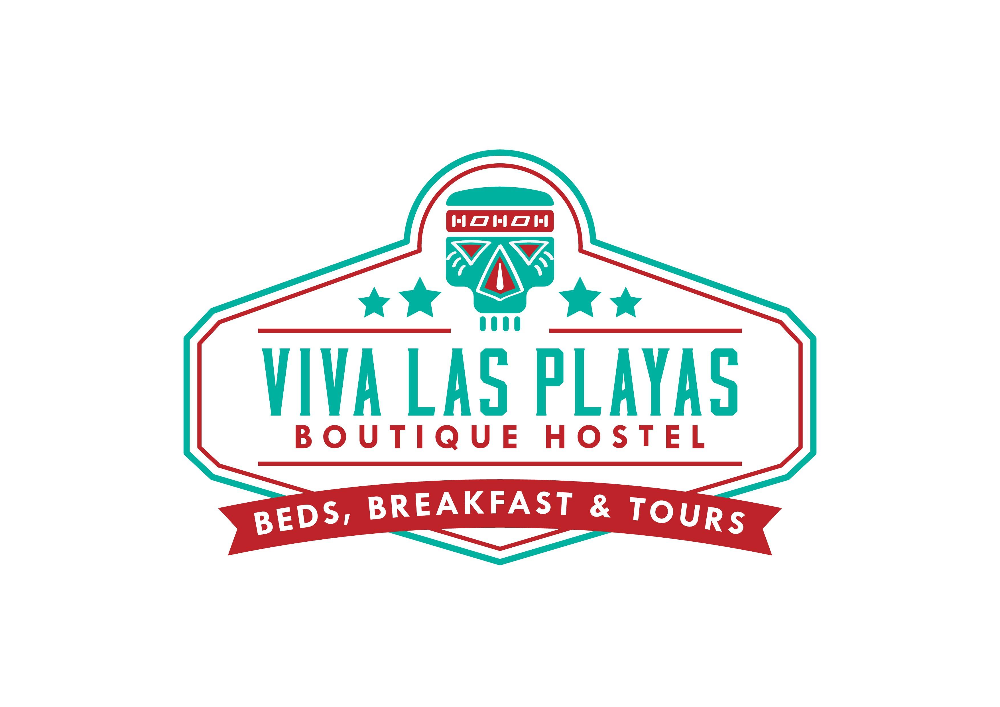 "Boutique Hostel ""Viva Las Playas"" is looking for logo"