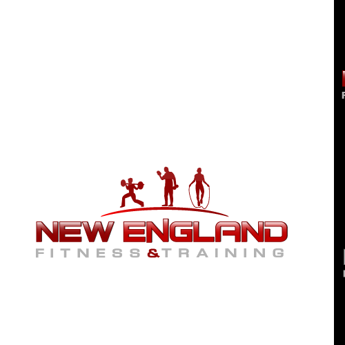 New England Fitness Logo