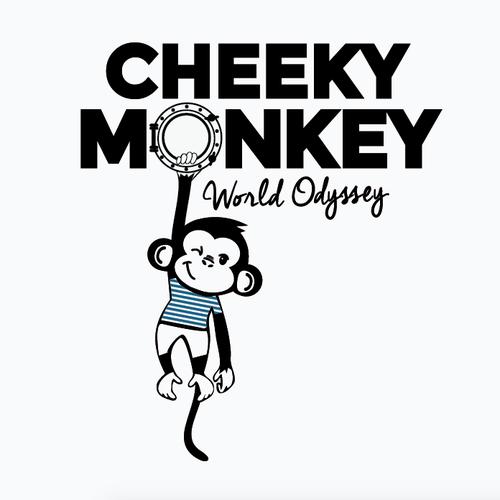 Logo design for Cheeky Monkey